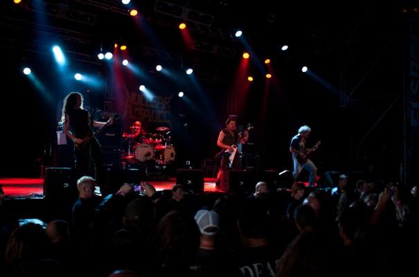 Elsrock 2011 - Nuclear Assault