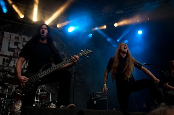 Elsrock 2011 - Legion of the Damned