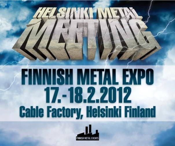 Finnish Metal Expo Festival 2012
