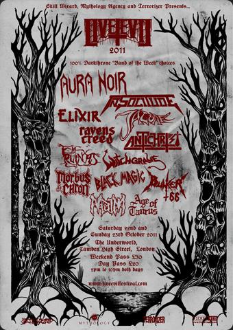 Live Evil Festival 2011
