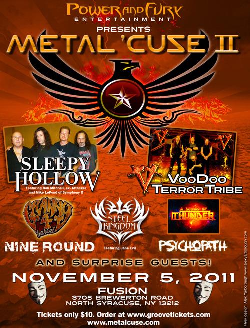 Metal Cuse II Festival
