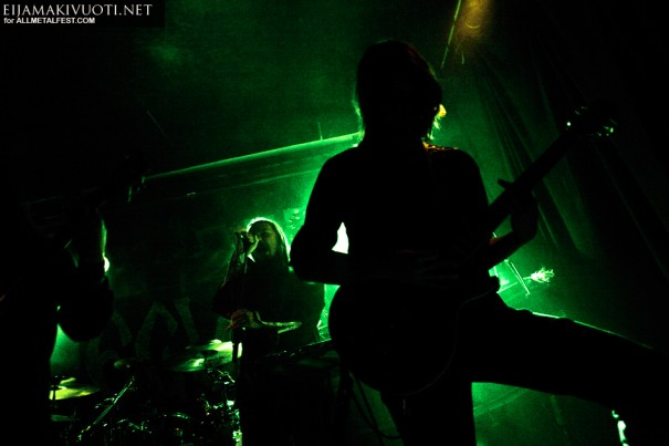 Negura Bunget - Metal Concert - Helsinki 2011