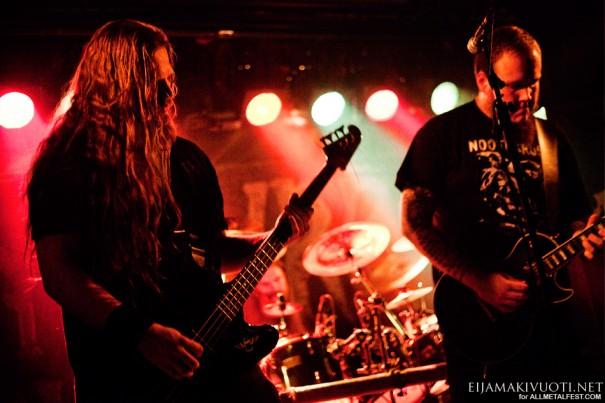 TotalSelfHatred - Metal Concert - Helsinki 2011