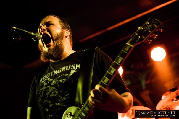 TotalSelfHatred - Live Helsinki 2011