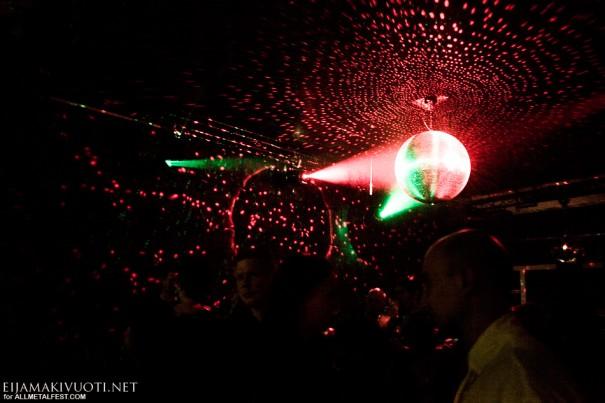 Negura Bunget - Helsinki 2011 - Venue 02