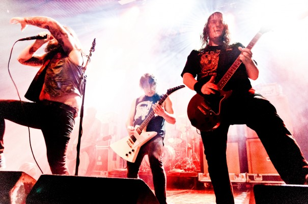 Kvelertak - Live 2011 - Helsinki - 06