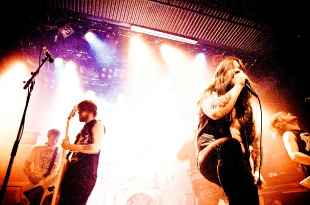 Kvelertak - Live 2011 - Helsinki - 38
