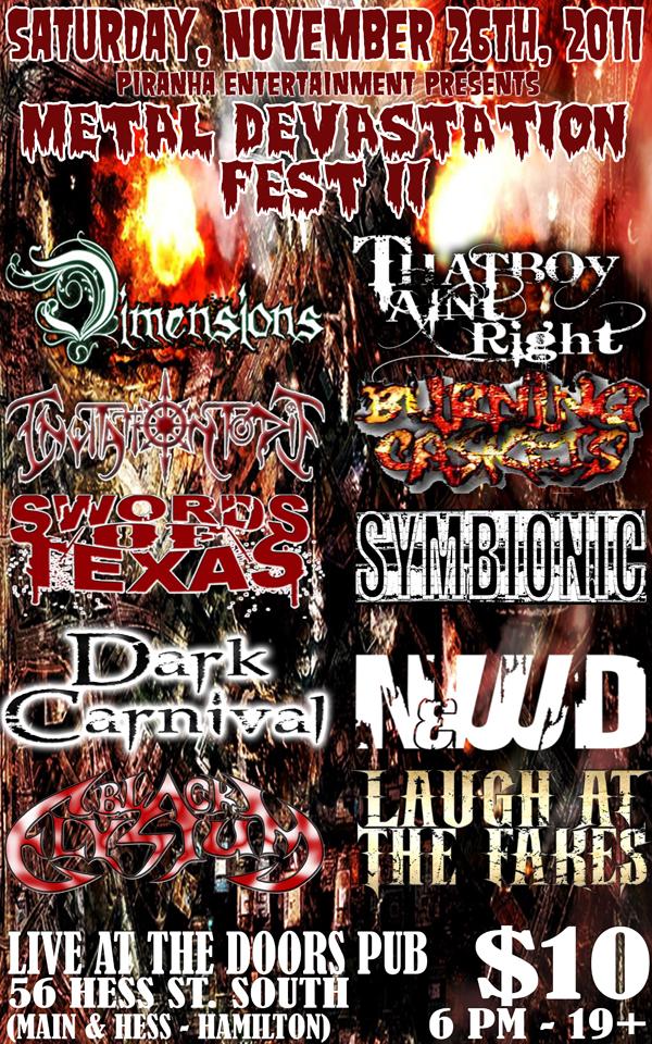 Metal Devastation Fest II
