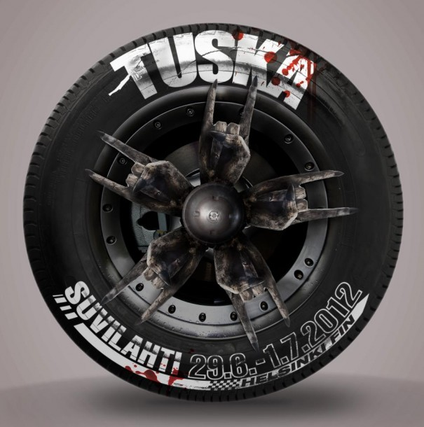 Tuska 2012 Metal Festival