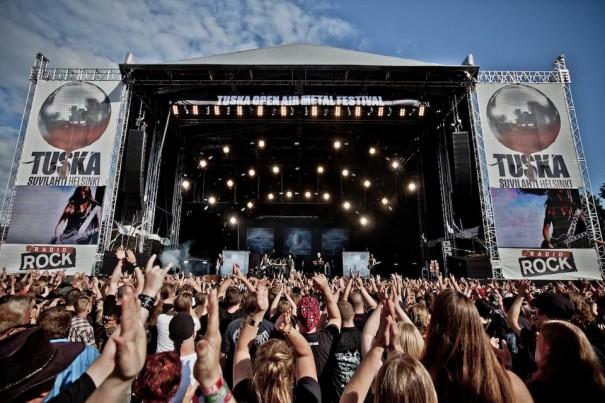 Tuska 2012 Helsinki