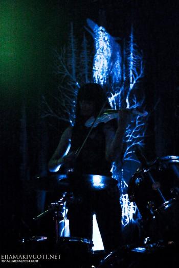 Wolvserpent - Helsinki 2011
