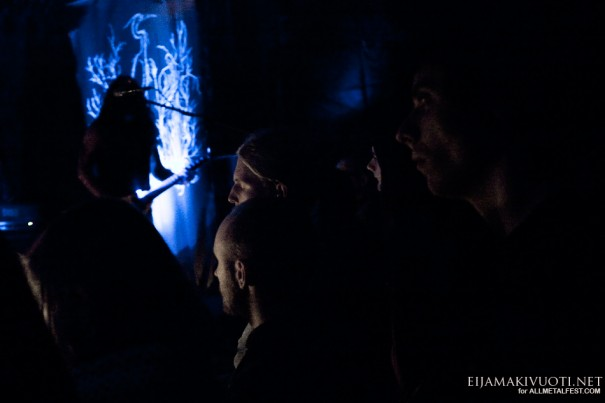 Wolves in the Throne Room - Helsinki 2011 - Audience