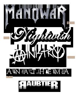Getaway Rock Festival 2012 Lineup