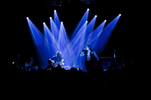 Hardcore Superstar - Helsinki 2011