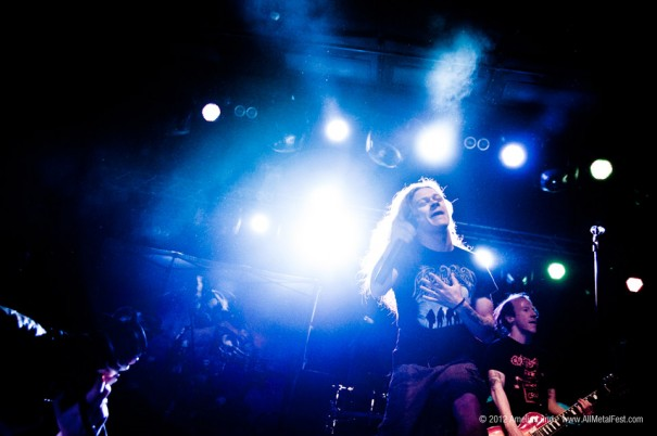 Profane Omen - Live in Helsinki 2012