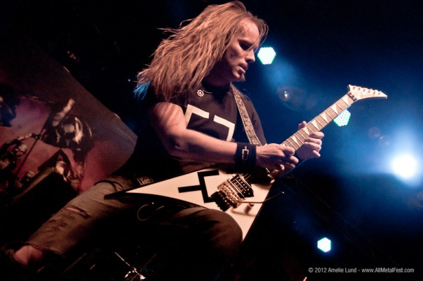 Omnium Gatherum - Live in Helsinki 2012