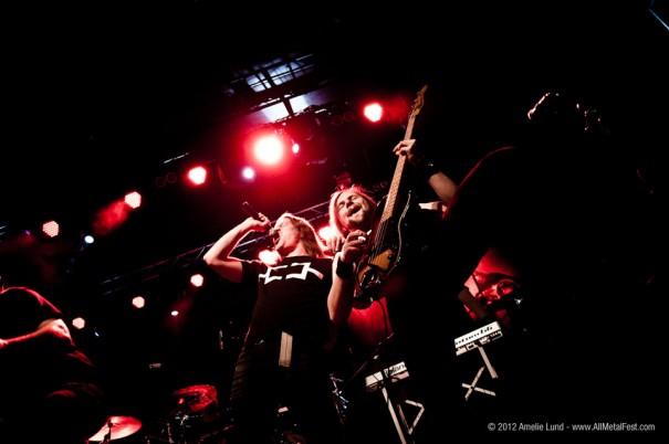 Omnium Gatherum - Live in Helsinki 2012 - 2