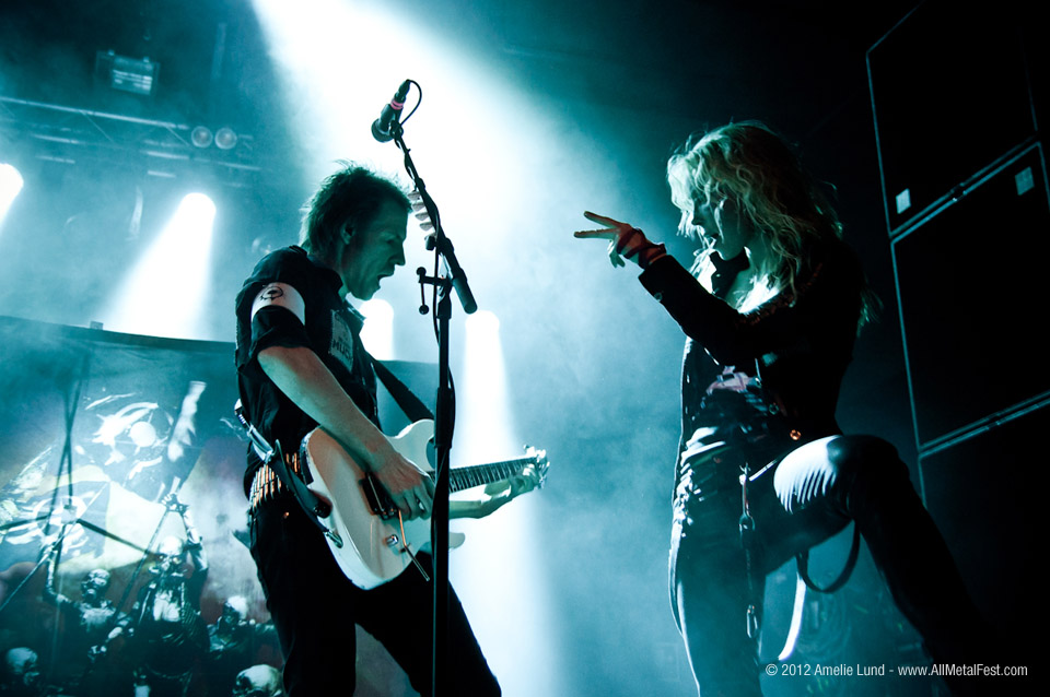 Arch Enemy Live at The Circus, Helsinki, January 31, 2012