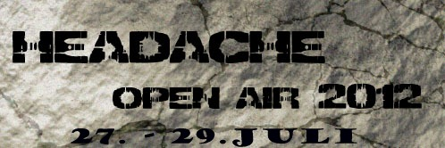 HEadache Metal Festival 2012