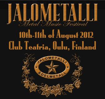 Jalometalli 2012 Metal Festival