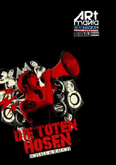 ARTmania Festival 2012 - Die Toten Hosen