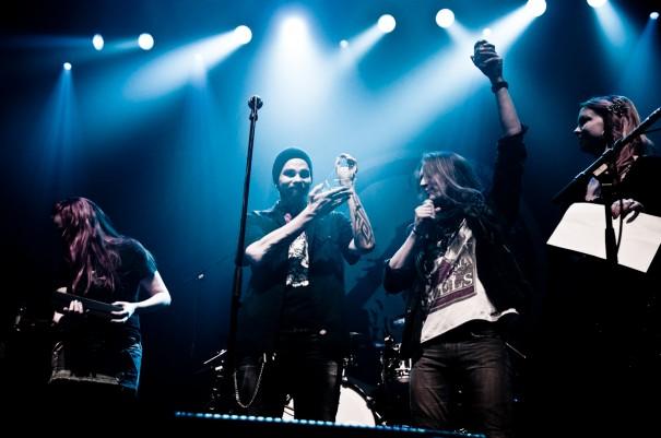 Finnish Metal Awards FME 2012 - 09