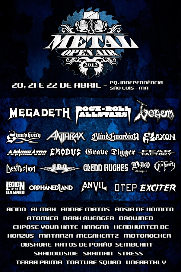 Metal Open Air