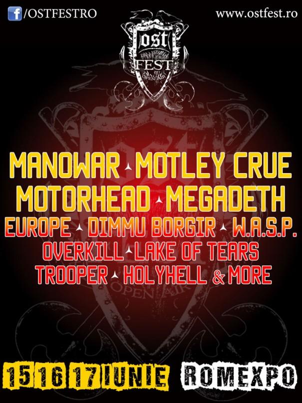 OST Fest 2012 Lineup