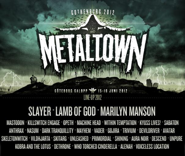 Metaltown 2012 Festival