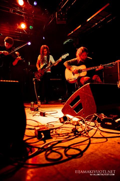 Hexvessel - Live in Helsinki 2012