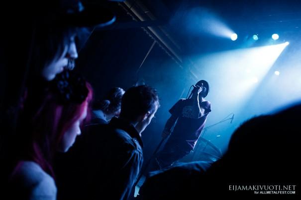 GhostBrigade Live in Helsinki 2012