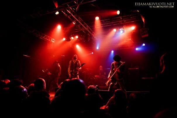 Solstafir - Live in Helsinki 2012