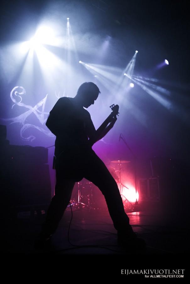 Agalloch - Live in Helsinki 2012