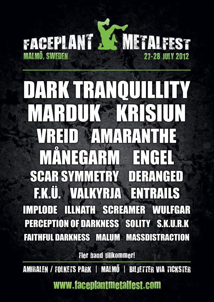 Faceplant Metalfest