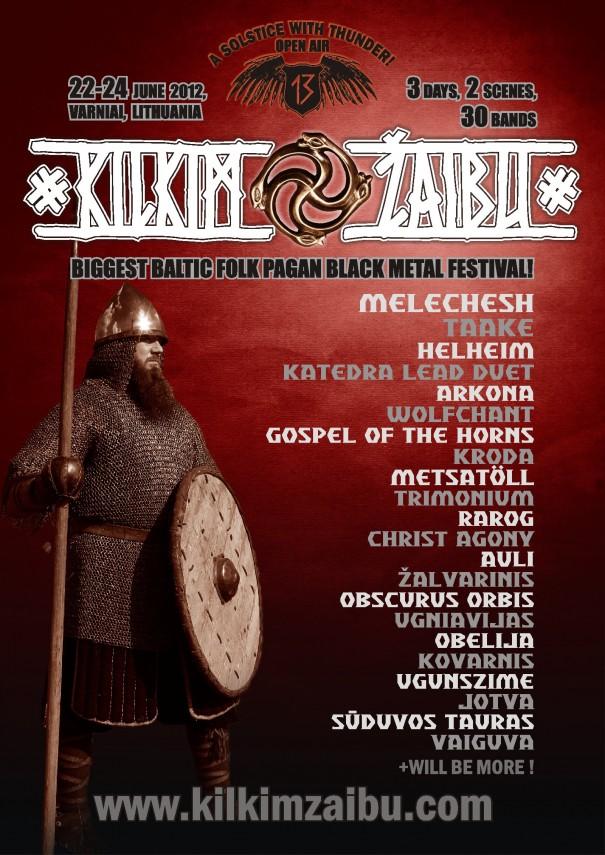 Kilkim Zaibu Festival 2012