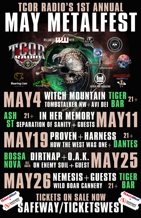 May Metalfest 2012