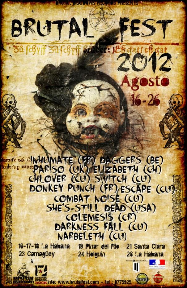 Brutal Fest 2012