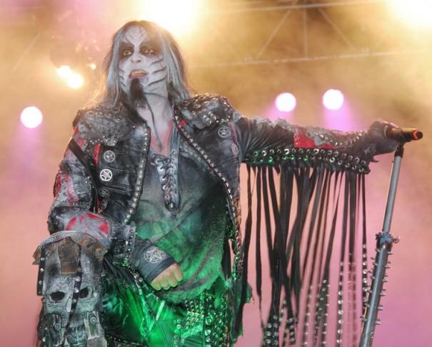 Dimmu Borgir at Sweden Rock 201