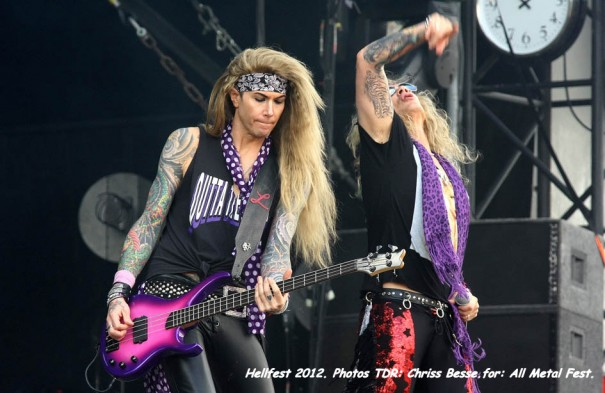 HF 2012  Steel Panther 017