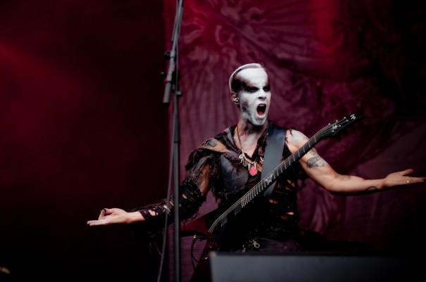 Behemoth - Tuska 2012