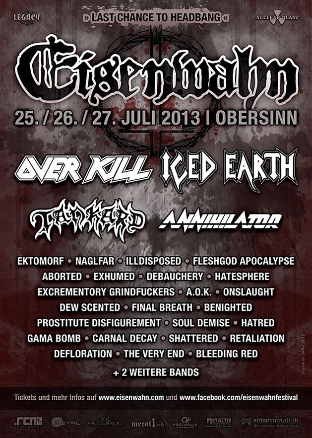 Eisenwahn Festival 2013