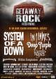 Getaway Rock Festival 2013 Lineup