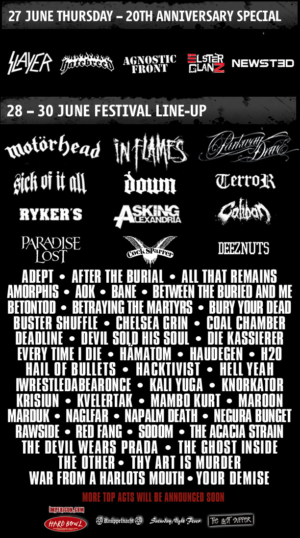 With Full Force Festival 2013
