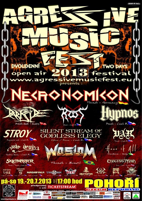 Agressive Music Fest 2013