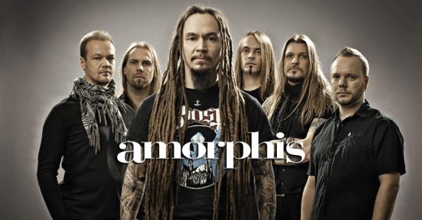 Dokkem 2013 - Amorphis
