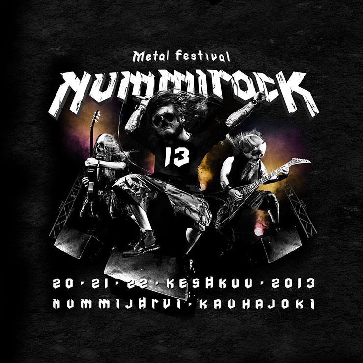 Nummirock 2013