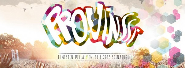 Provinssirock Festival 2013