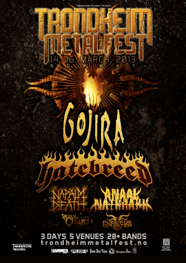 Trondheim Metal Fest 2013