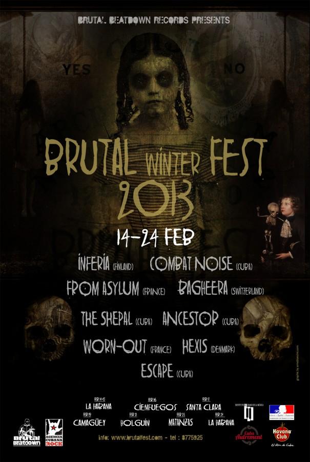 Brutal Winter Fest 2013