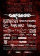 Damnation Festival 2013 Lineup